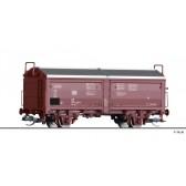 Tillig 17650 Schiebedach-/Schiebewandwagen Tims 858 der DB, Ep. IV -FORMNEUHEIT-