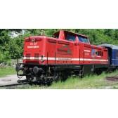 Tillig 501463 Diesellokomotive BR 213 der Rennsteigbahn GmbH, Ep. VI