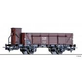 Tillig 76759 Offener Güterwagen J der BDZ, Ep. III