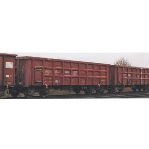 ACME 45062 Set mit 3 Güterwagen Eaos, Neukonstruktion von ON RAIL.