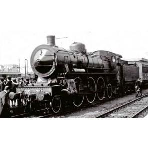 ACME 60504 Dampf Lok der Gr. 685.222, der FS, 4. Serie, Elektrolampen, moderne Puffer