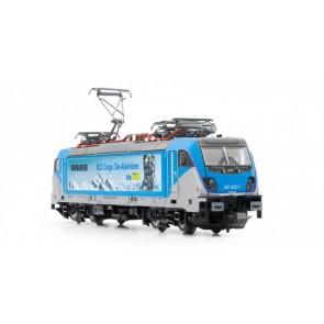 "Arnold HN2339 Mehrsystem-Elektrolokomotive 187 002-1 der BLS Cargo mit Dieselmotor (""Last-Mile-Paket"")"