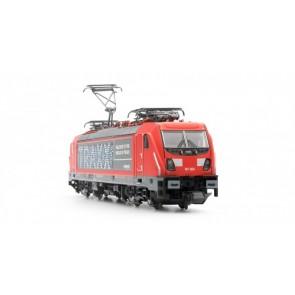 "Arnold HN2340 Mehrsystem-Elektrolokomotive 187 009-6 von BOMBARDIER mit Dieselmotor (""Last-Mile-Paket"")"