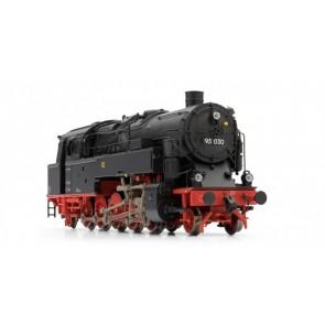 Arnold HN9026 Tender-Dampflokomotive, Baureihe 95 der DR, Modell-Ausführung der Epoche III mit Neubaukessel und Ölfeuerung
