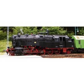Arnold HN9035 Dampflokomotive, BR 95 der DR, Modellausführung mit ursprünglichem Kessel und Kohlefeuerung, Epoche IV