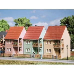 Auhagen 13273 Reihenhäuser
