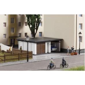 Auhagen 13331 Fertigteilgaragen
