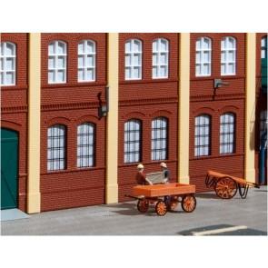 Auhagen 80202 Industriefenster A