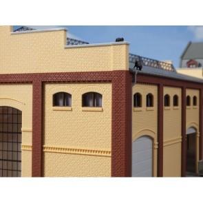 Auhagen 80215 Fenster M braun