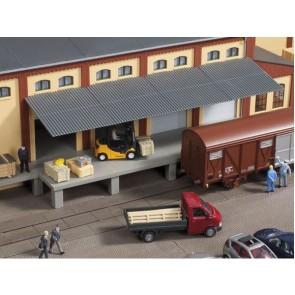 Auhagen 80254 Rampe mit Dach