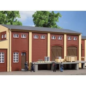Auhagen 80519 Wand 2410E, Wände 2410F und Wände 2410H rot
