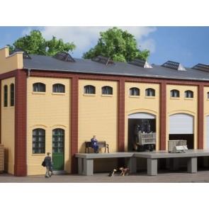 Auhagen 80619 Wand 2410E, Wände 2410F und Wände 2410H gelb