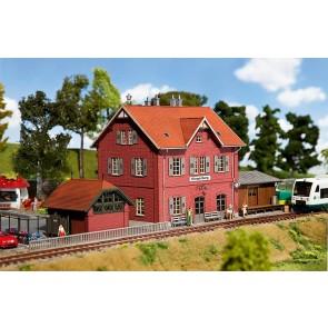 Faller 110096 Bahnhof Klingenberg