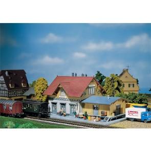 Faller 110097 Kleinstation Blumenfeld