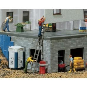 Faller 130308 Fertighaus im Bau
