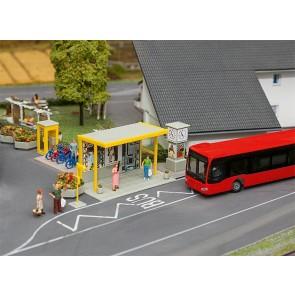 Faller 161653 Car System Bushaltestellen-Set