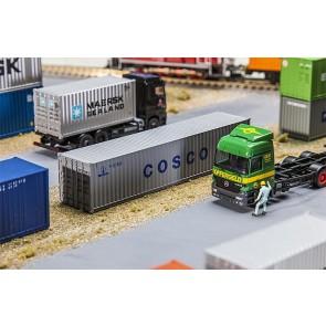 Faller 180845 40' Container COSCO