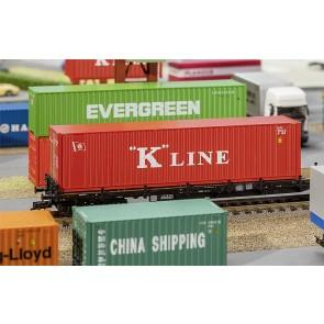 Faller 180848 40' Hi-Cube Container K-Line
