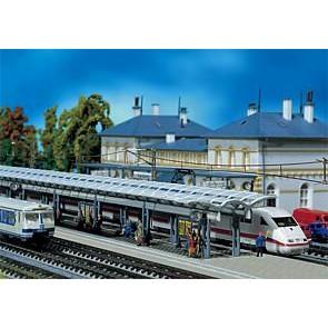 Faller 222121 ICE-Bahnsteige, 2 Stück