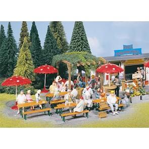 Faller 331765 Biergarten Set