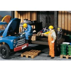 Faller 331820 2 Schweiß-Arbeiter
