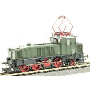 Fleischmann 436072 E-Lok E 60 in grün der DB. DCC
