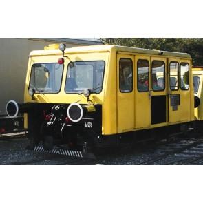 Liliput 143000 Schmalspur-Motorbahnwagen, STLB, Ep.III-V