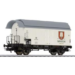 Liliput 235112 Bierwagen Spaten, Wagen-Nr. 516 703P, Epoche III