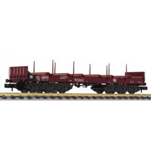 Liliput 265763 6-achs.Transportwagen f. Blechcoils, DB, Ep. IV/V