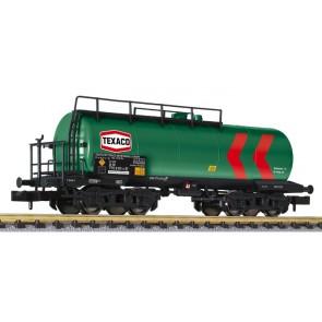 Liliput 265963 4-achs. Kesselwagen 480 hl, Texaco, 480hl, DB, Ep.IV