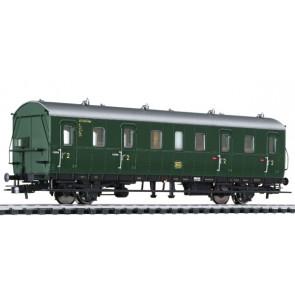 Liliput 334056 Personenwagen 2. Kl., Bd-27, DB, Ep.III