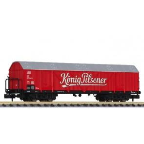 Liliput L265660 4-achs. Kühlwagen König Pilsener, DB, Ep.IV