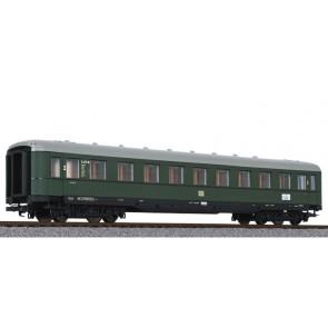 Liliput L334582 D-Zug-Perswagen, 2.Kl., B4üe-38/53, DB, Ep.III (1. Betriebsnummer)