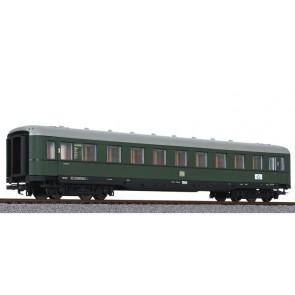 Liliput L334583 D-Zug-Perswagen, 2.Kl., B4üe-38/53, DB, Ep.III (2. Betriebsnummer)