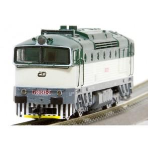 MTB TT750-043 Diesellok CD IV TT