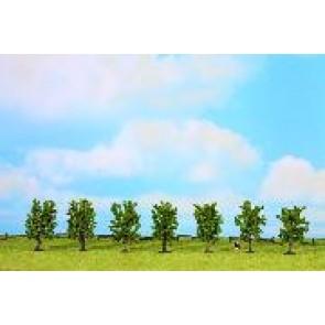 Noch 25088 Laubbäume, 7 Stück, 8 cm