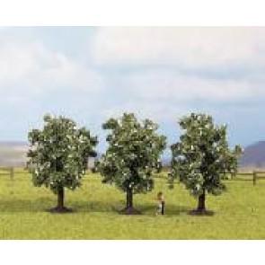 Noch 25111 3 Obstbäume, weiß blühend
