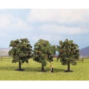 Noch 25113 3 Apfelbäume 8 cm