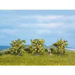 Noch 25115 Zitronenbäume 3 Stück 40 mm