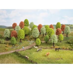 Noch 26906 Frühlingsbäume, 10 db, 5 - 9 cm hoch