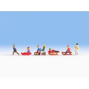 Noch 45819 Kinder im Schnee