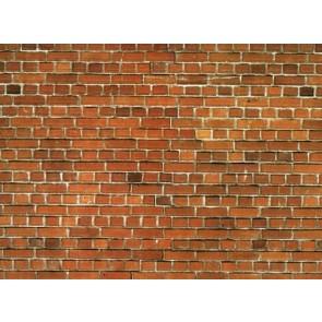 Noch 57730 Mauerplatte Ziegelstein 64x15cm