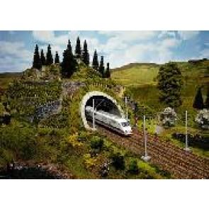 Noch 58040 ICE-Tunnel-Portal, 2-gleisig
