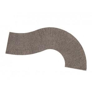 Noch 60316 Struktur-Kurve Kopfsteinpflaster