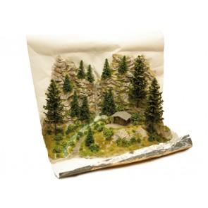 Noch 60836 Landschafts-Modellierfolie XL