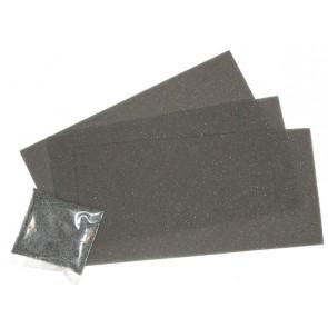 Noch 99161 3 Schaumstoffplatte grau