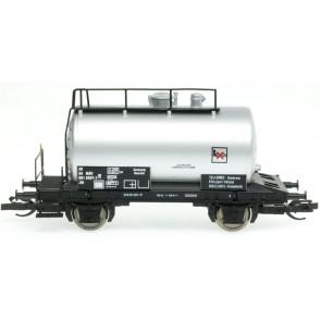 QuaBLA 82013 Kesselwagen mit Bremserbühne Uh, 6307-1, MÁV IV