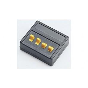 Roco 10524 Schalter 4-fach Ein/Ein