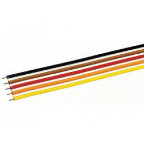 Roco 10625 Flachbandkabel 5polig 10M