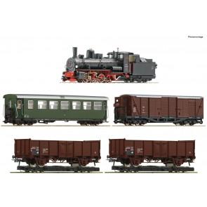 Roco 31032 Zugset: Dampflok 399+Gmp ÖBB